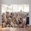 Ширма декоративная Города 3-х, 4-х, 5 створчатые ШВ 11