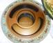 Глобус бар напольный на 3-х ножках 360 мм коричневый 36001-R, 36001L-G 2