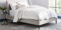 Кровать двуспальная Edison , Ліжко Edison дерево вільха (ясень) вс 6