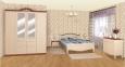 Шкаф деревянный платяной в стиле Прованс ШАТО РБК  0