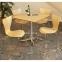 Стул Ант, гнутая фанера, цвет белый или натуральный для баров, кафе, ресторанов 2