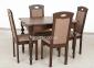 Стол обеденный раскладной деревянный Омега (ультра) мм 2