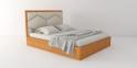 Кровать с подъемным механизмом и мягким изголовьем Tokio 160*200 вс 10