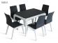 Стол обеденный раскладной деревянный Navi стіл МФ каркас бук, столешница МДФ 7