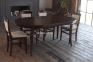 Стол деревянный Прованс овальный, раскладной рбк 1
