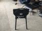 стул дизайнерский белый Chair one (с подушкой черной или без нее) 4
