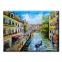 Картина 70*50 см холст Lavender Valley, Dandelions, Iris, Venice, Blossom гз 2
