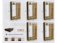 шкаф купе длиной 1,4/1,5/1,6/1,7/1,8м глубиной 0,6м или 0,45м высотой 2,4м 1