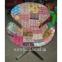 Кресло Swan ткань, имитация пэчворк, индия 2
