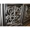 мебель для гостиной Наборная система Тоскана Черная-Серебро 2