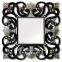 Зеркало № 3 Fiore из дерева 1