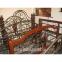 Кровать двуспальная Adevi-HF ковка-дерево160 х 200 ом 1