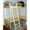 Двухъярусная кровать-чердак высота 187 см 2