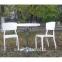 Пластиковые стулья ОРЛИ пластик белый мдс 8