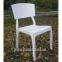 Пластиковые стулья ОРЛИ пластик белый мдс 7