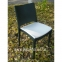 Пластиковый стул Спектрум, цвет венге, белый, красный 5