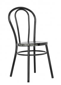 Стул Тонет, металлический, цвет черный