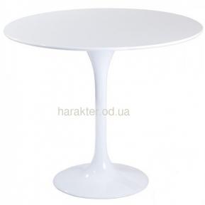 Стіл Тюльпан діаметр 80 см, стол обеденный Tulip, диаметр 80 см мдс