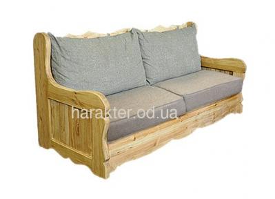 Диван деревянный S-2M (без м´якої частини) рм