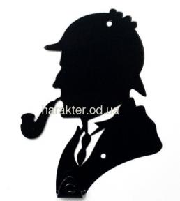 Вешалка настенная Holmes Шерлок Холмс ГЗ H-048