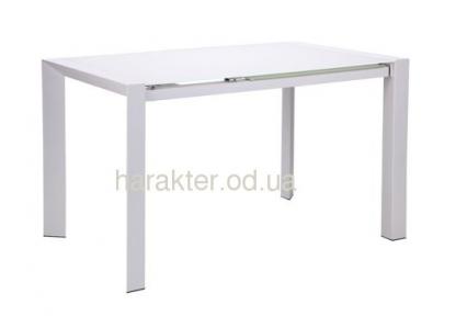 Стол B179-70 Санторини 1220(1820)*800*760 (белый или черный) амф