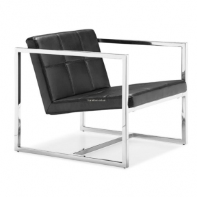 Кресло Нортон цвет чёрный или белый для офиса и гостиниц