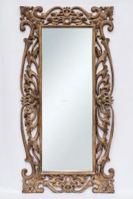 Зеркало Толедо, 180 см* 90 см тик 71002 ЭМ