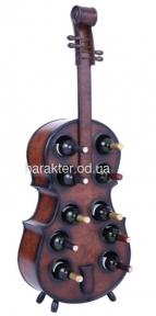 Винная стойка – Скрипка JJ0004 гп
