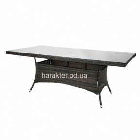 Стол Wicker (11995) - Обідні столи ввк