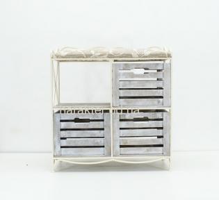 Этажерка на 4 ящика 2х2 мягкий верх. Диван (этажерка) с четырьмя ящиками