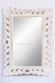 Зеркало в деревянной раме Ажур, 100 см* 70 см 71206 эм