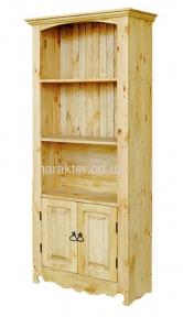 Стелаж деревянный в стиле Кантри  P-2D2PF/S-2D2PF, деревенский стиль