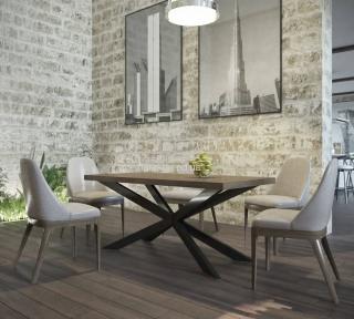 Стол обеденный X (ДСП 32 мм) мд