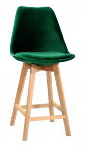 Стул барный Milan (Милан) Soft Бархат (бордо, серый, синий, зеленый, черный) ом