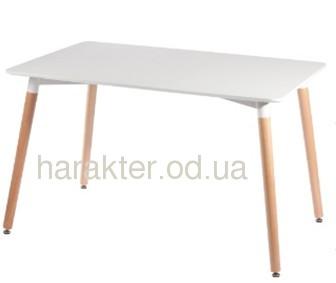 Стол прямоугольный Tavolo 120x80 са