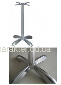 Опора для стола, алюминиевая AL0401-103, высота 103 см мдс