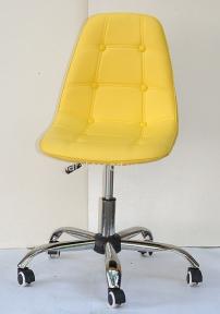 Кресло, Стул офисный Alex Office ЭкоКожа, Бархат, Шенилл