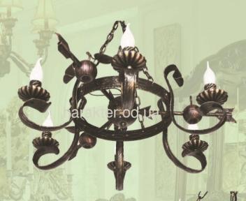 Люстра модель Шервуд на 6, 8, 10, 12 ламп