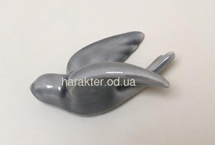 Фігурка Пташка на стіну кераміка 59774 фд