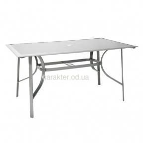 Обідній стіл Denver, стол обеденный алюминиевый ввк