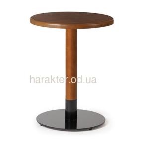 Стол деревянный с деревянной столешницей ВО Пол1