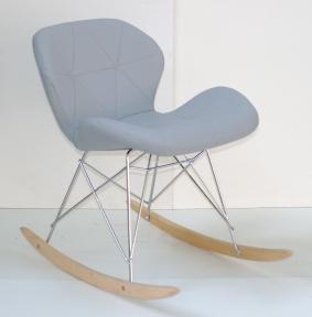 Стул, кресло-качалка Invar (Инвар, Стар) Rack ЭкоКожа ом