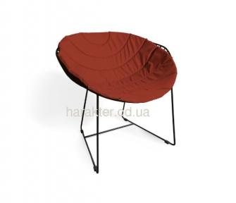 Лаундж крісло Lystok (Листок) в стиле лофт мвм