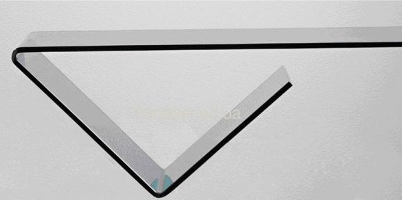 гнутое стекло-полка  G-полка