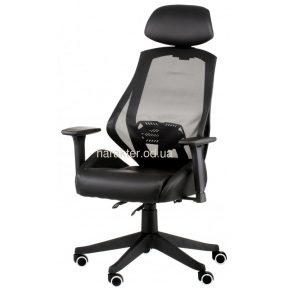 Кресло компьютерное, руководителя Alto dark (E4282), Alto grey (E4275)