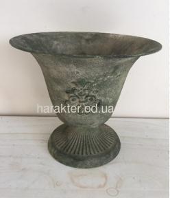 Кубок метал зелений малий 6J7023 фд