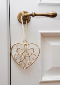 Підвіска декоративна Серце 110*110 ДК