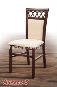 Стілець Анжело-5, стул деревянный мм