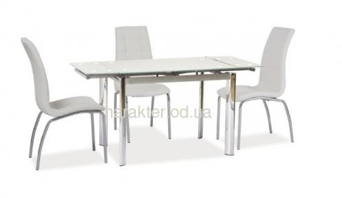 Стол стеклянный GD-019 сл