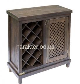 Комод, Шкаф для вина из дерева Мюнхен ВВ SS002099